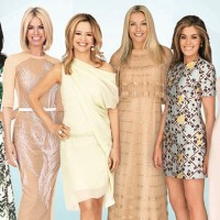 Ladies of London: London Friends Are Falling Down