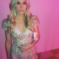 Tinsley Mortimer Is In Chicago With Scott Kluth!