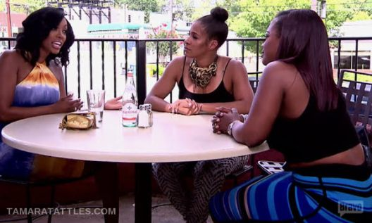 Real Housewives of Atlanta: Bosom Buddies