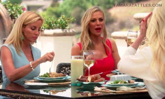 Real Housewives of Beverly Hills: Braggadocious Bogus Brittwit