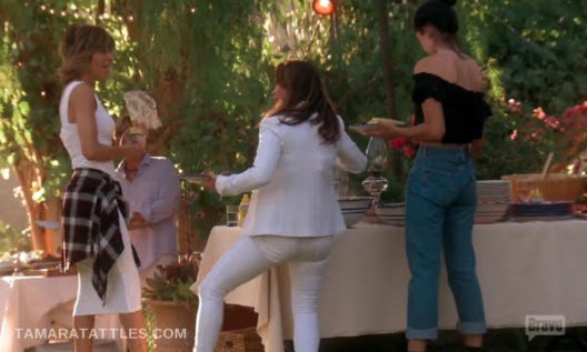 Real Housewives of Beverly Hills: Harry's Meat And Eden's Mouth