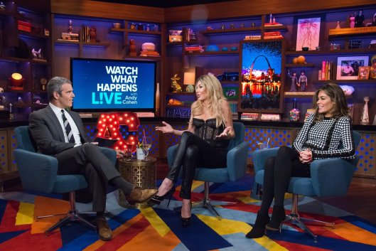 WWHL With Brandi Glanville and Sophie Stanbury
