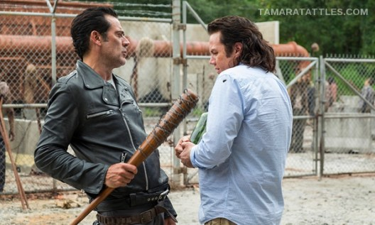 The Walking Dead: Hostiles and Calamities