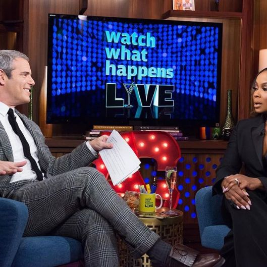 WWHL With Phaedra Parks