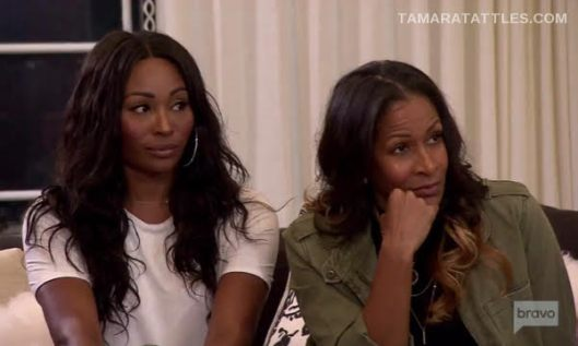 Real Housewives of Atlanta: Who's Lei-ing Whom?