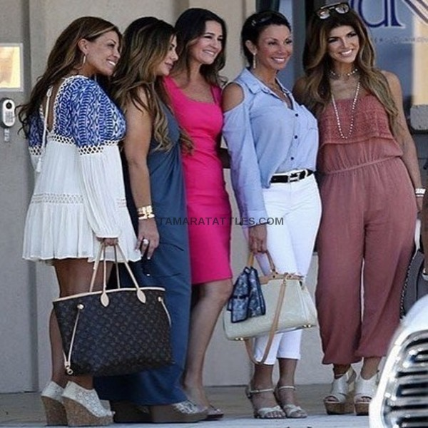 Real Housewives of New Jersey Are Filming Their Finale Tonight!