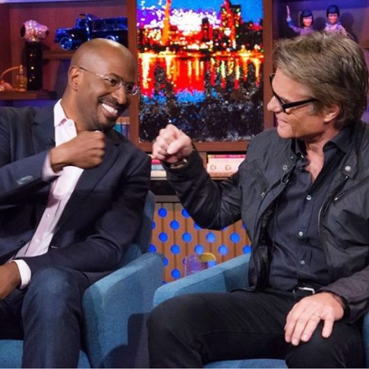 WWHL With Harry Hamlin and Van Jones