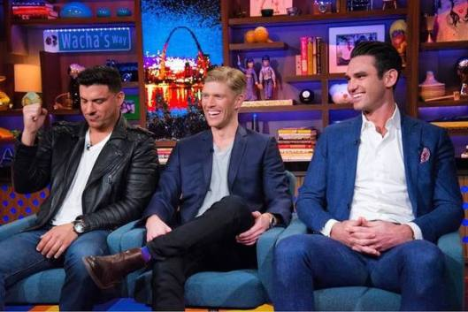 WWHL Live With Jax Taylor and a Couple Dudes From Summer House