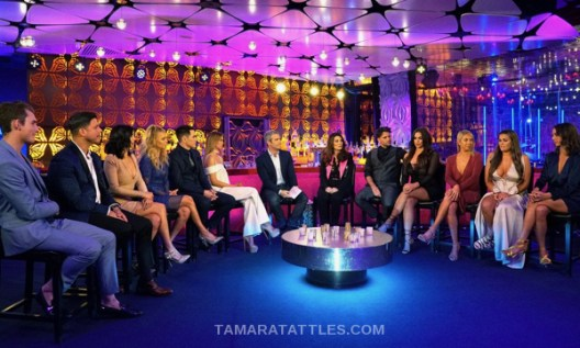 Vanderpump Rules Reunion, Part One: Don't Expect Me To Take Responsibility For My Actions
