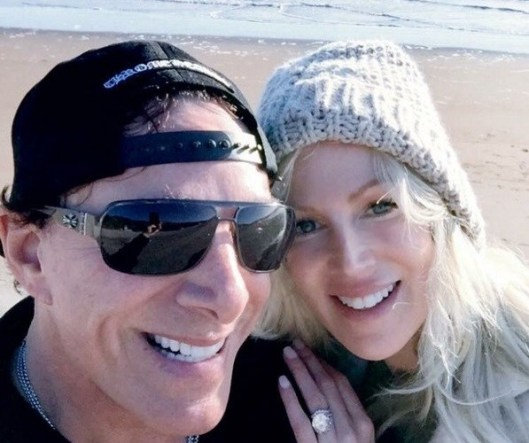 Michaele (Salahi) Schon's Marriage to Neal Schon Going Strong After Pay Per View Wedding