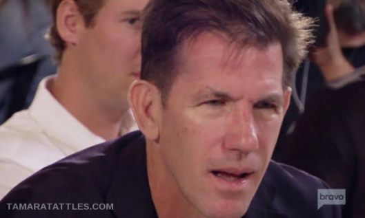 Thomas Ravenel Mouth Breather
