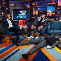 #WWHL With Reza Farahan And Mike Shouhed