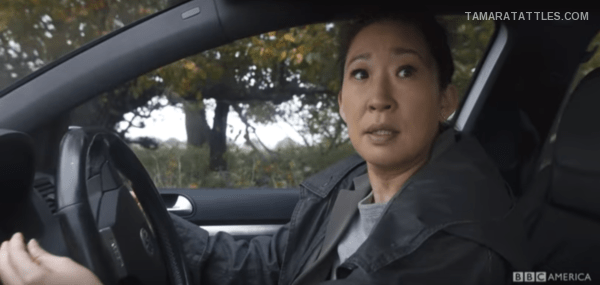 Killing Eve Recap Eve Driving