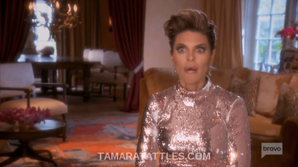 RHOBH Recap S9 EP9 Lisa Rinna talking head