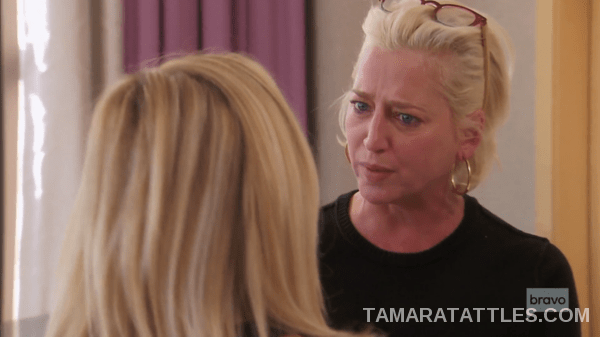 RHONY Recap Dorinda MAD at Ramona