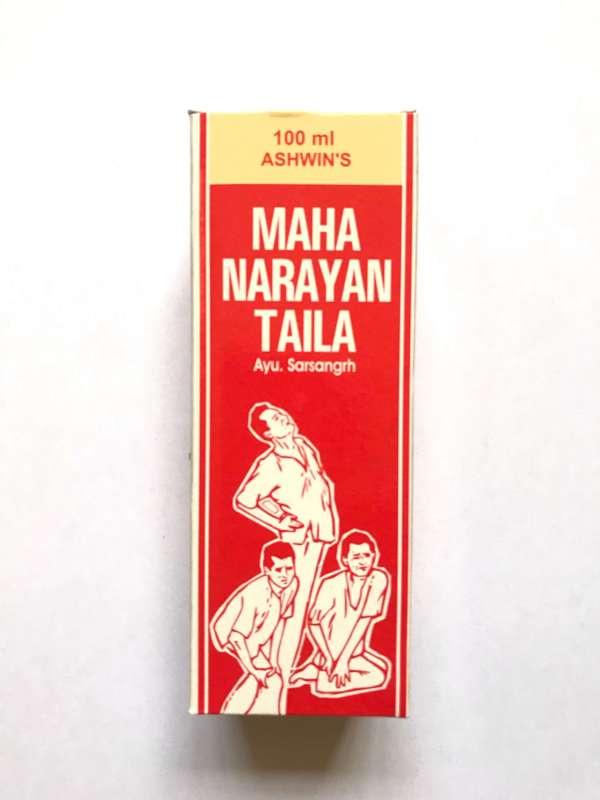 Mahanarayan Oil