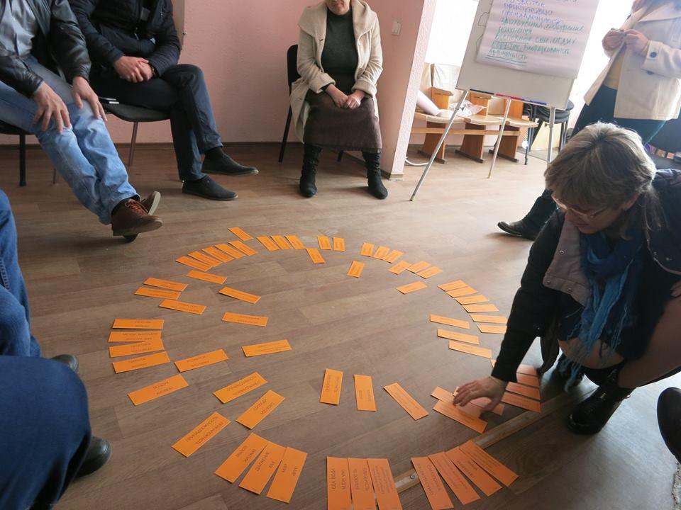 В міському будинку культури ім. Т.Г. Шевченка відбулася діалогова зустріч