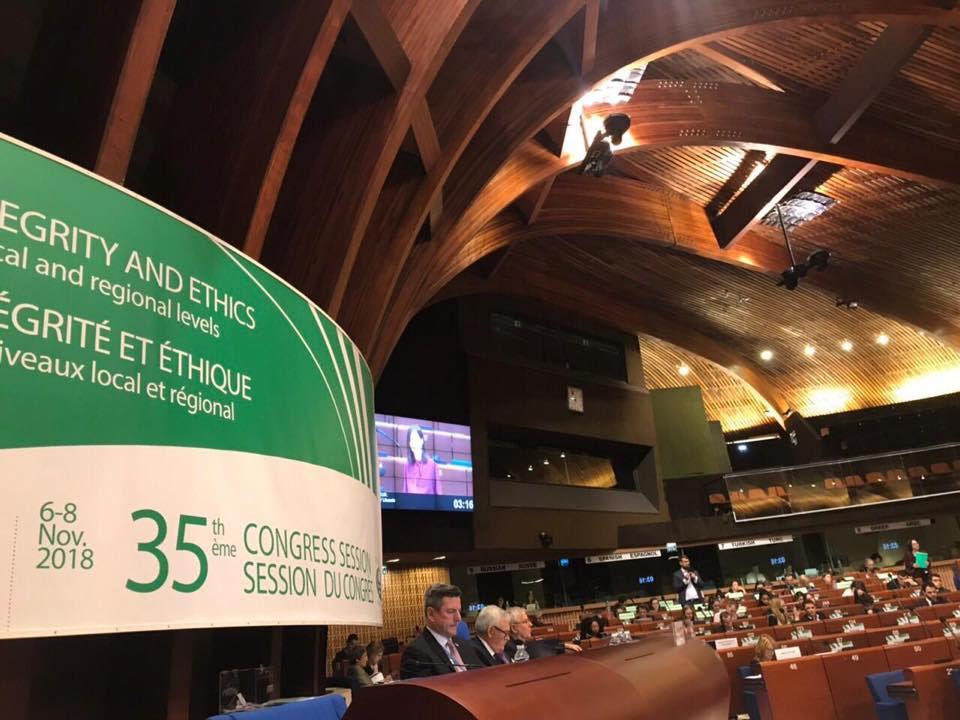 У Раді Європи рекомендували Україні забезпечити виборчі права внутрішньо переміщених осіб та швидше ухвалити законопроект №6240