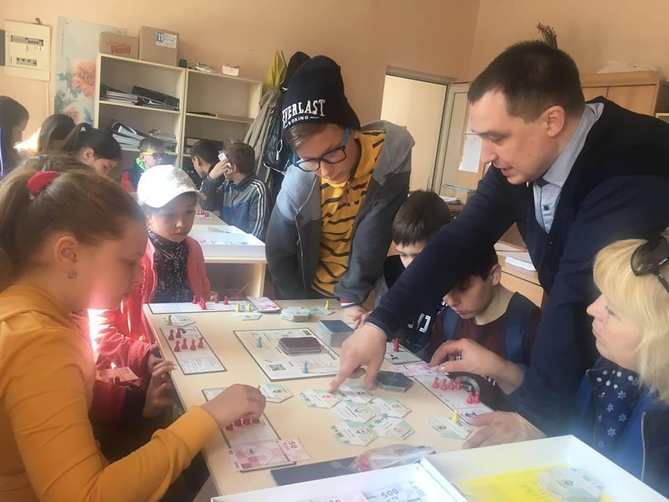 #ГраСвітГромад знову в місті Підгородне