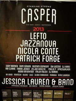 Jessica Lauren Casper Bar 2013