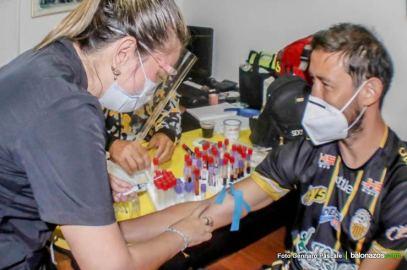 Con pruebas médicas a la plantilla de jugadores continúa la pretemporada del Dvo Táchira
