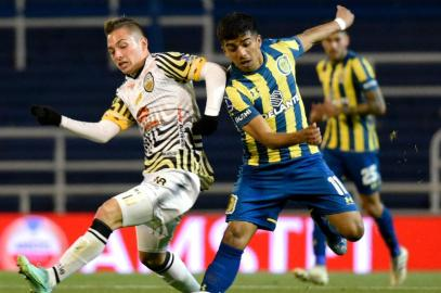 Deportivo Táchira cayó por 1-0 ante Rosario Central y quedó fuera de la Copa CONMEBOL Sudamericana