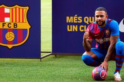 Presentación de Memphis Depay con el FC Barcelona: la situación económica del club y Griezmann protagonistas