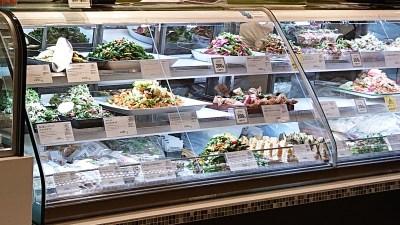 棚のサラダ|グリーン・グルメ エキュート立川店(Green gourmet)
