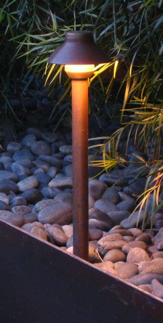 Landscape Lighting Lights And Lanterns In Landscape Design