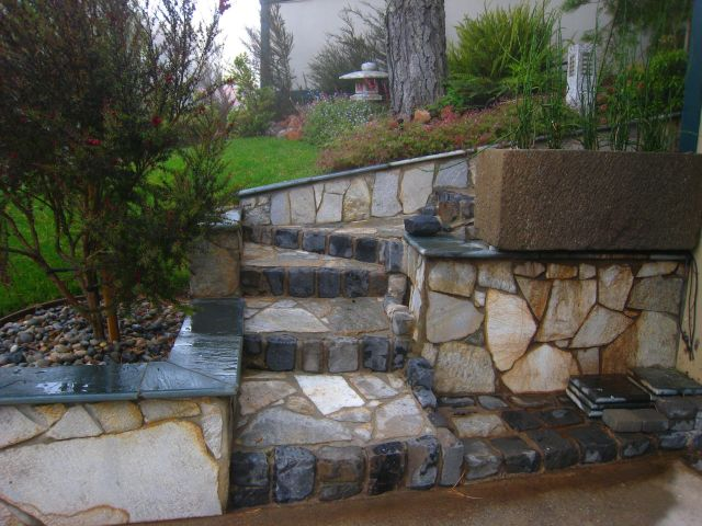 retaining walls sf