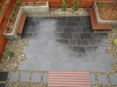 Contemporary Hardscaping