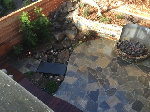 Landscaping Project: After
