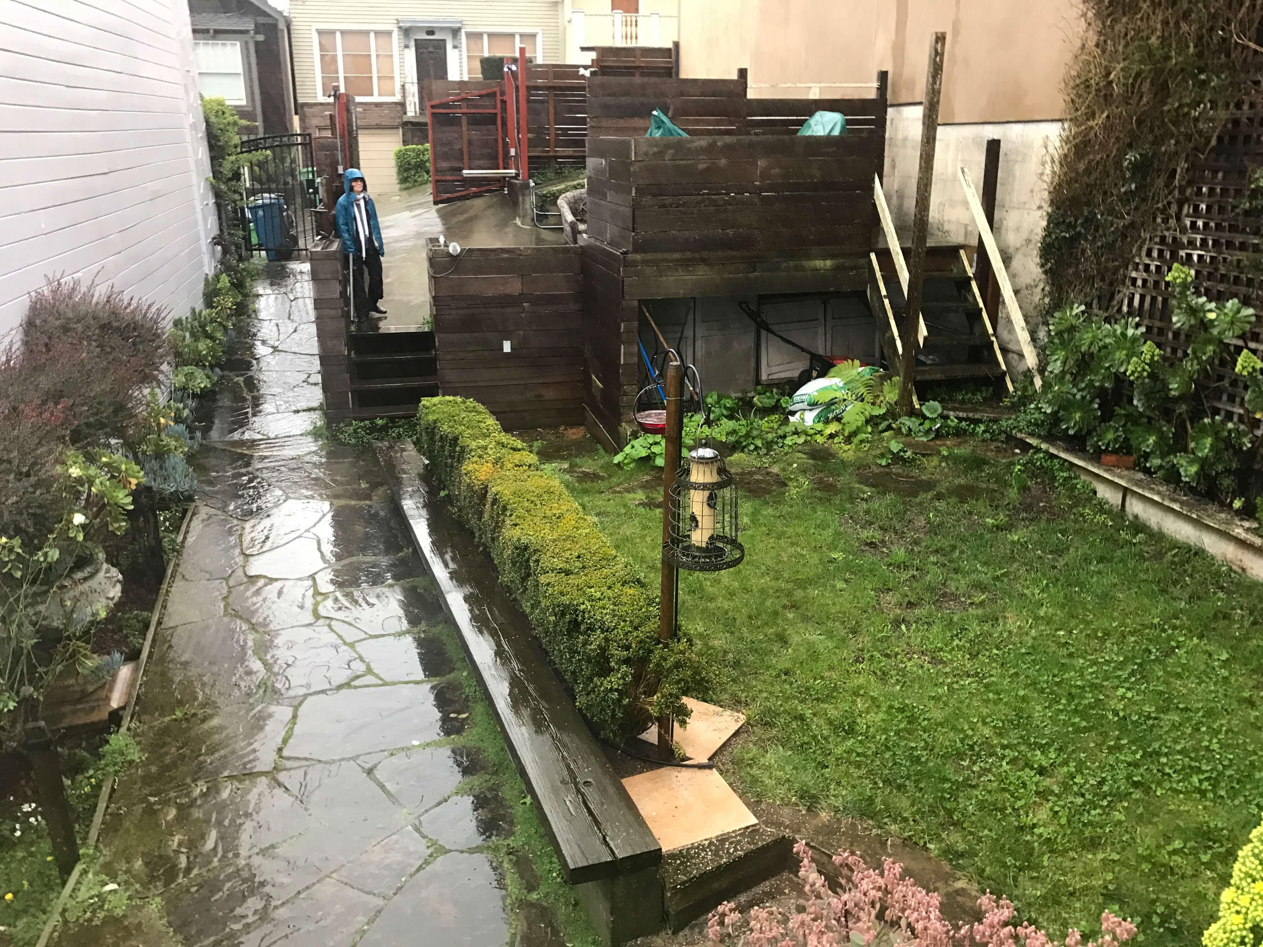 """""""Backyard"""