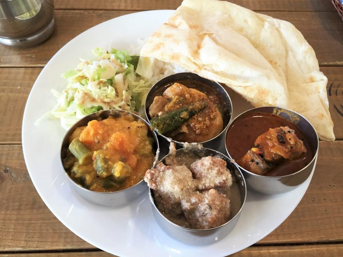錦糸町の人気南インド料理店でランチビュッフェ!「Venu's (ヴェヌス ) サウス インディアン ダイニング 」