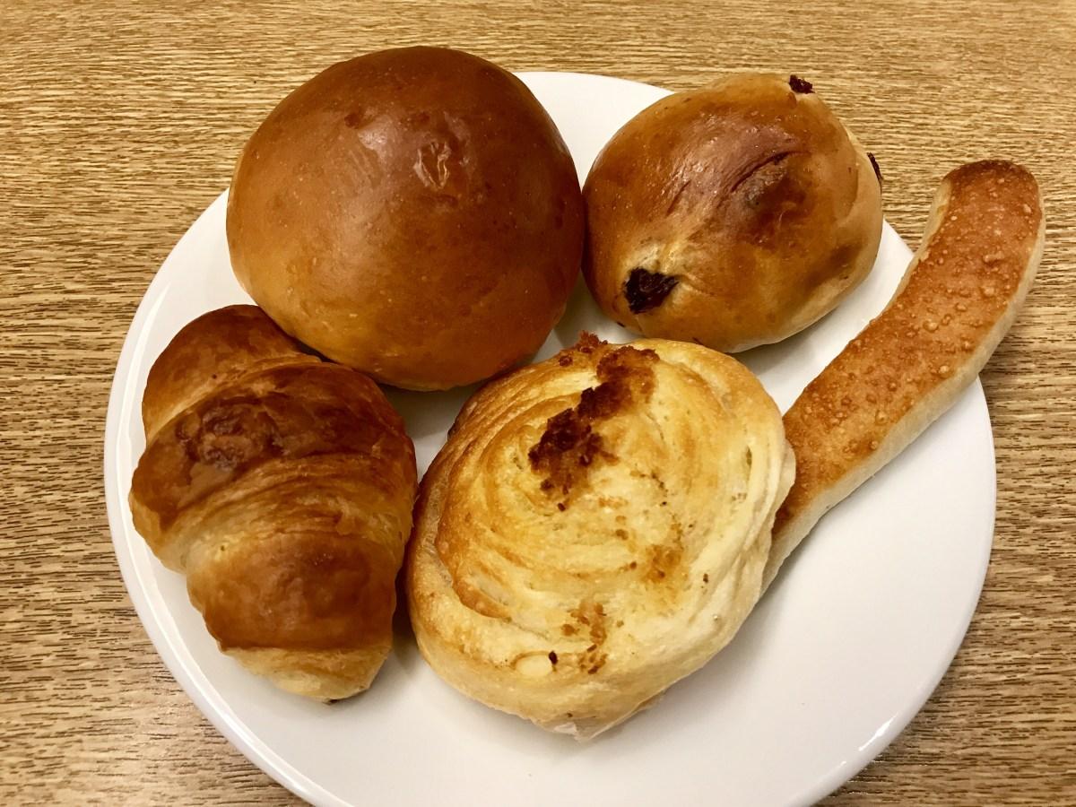 キッズスペースあり!種類豊富な焼きたてパンの食べ放題付きランチ「BAQET( バケット) アルカキット錦糸町店」