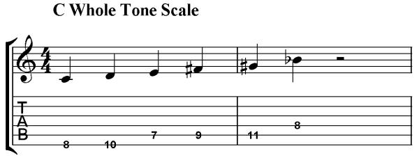 c-whole-tone