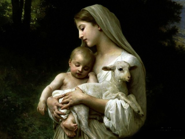 madonna-jesus-lamb