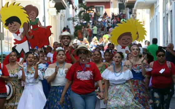 Fiesta Calle San Sebastian 2018