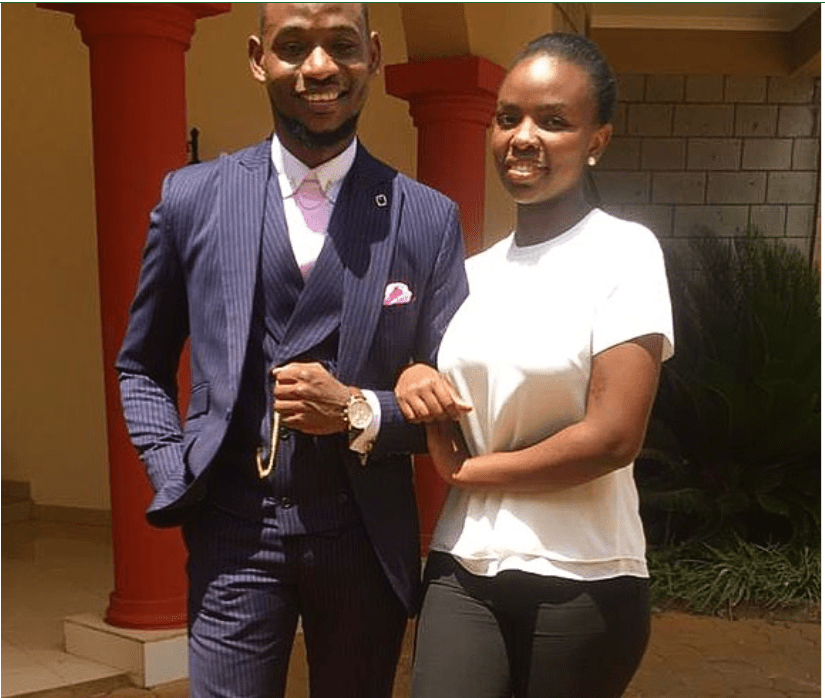 Kenyans ask Luwi to Marry Maria in real Life
