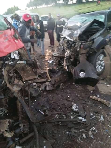 Details of how Raphael Tuju got involved in an accident