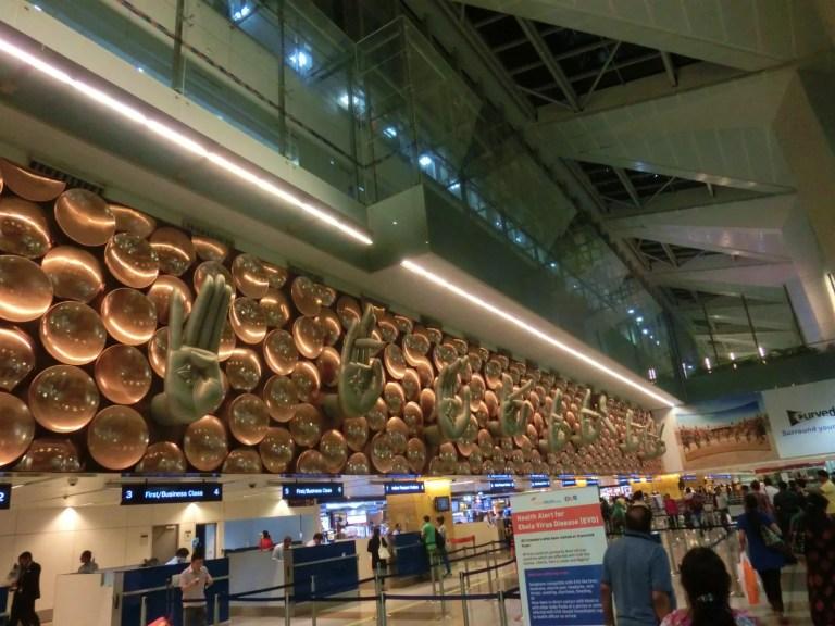インディラ・ガンジィー国際空港