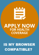 Browser Compatibility for Health Marketplace Application