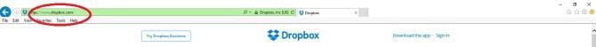 Address Bar / Internet Explorer Browser