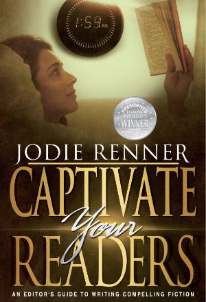Books for Writers - Captivate Your Readers by Jodie Renner