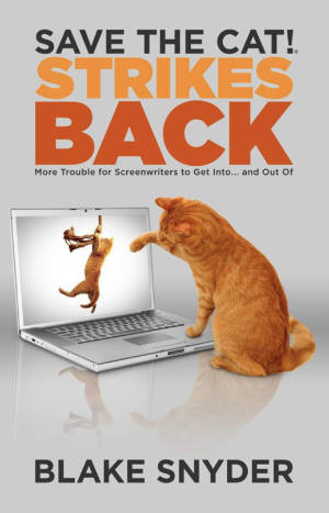 Books for Writers - Save The Cat! Strikes Back by Blake Snyder