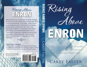 Rising Above Enron, Non-Fiction, Inspirational