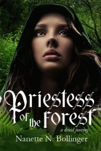 Priestess of the Forest, Fiction Fantasy