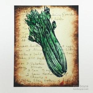 Celery, Kitchen Series