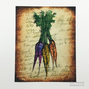 Carrots, Kitchen Series