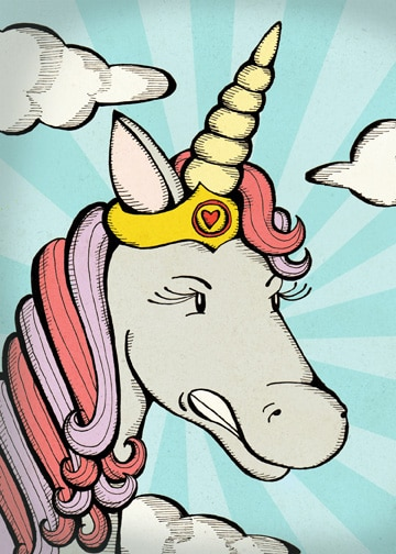 Unicorn the Hero
